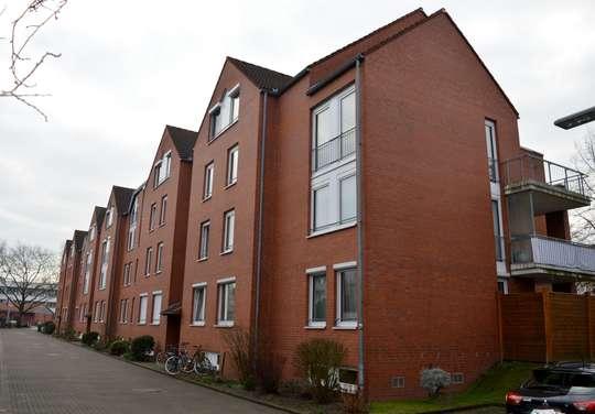 Vermietete 3-Zimmer-Eigentumswohnung zu verkaufen