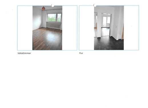 Modernisierte 3-Zimmer-Wohnung mit Balkon und EBK in Henstedt-Ulzburg
