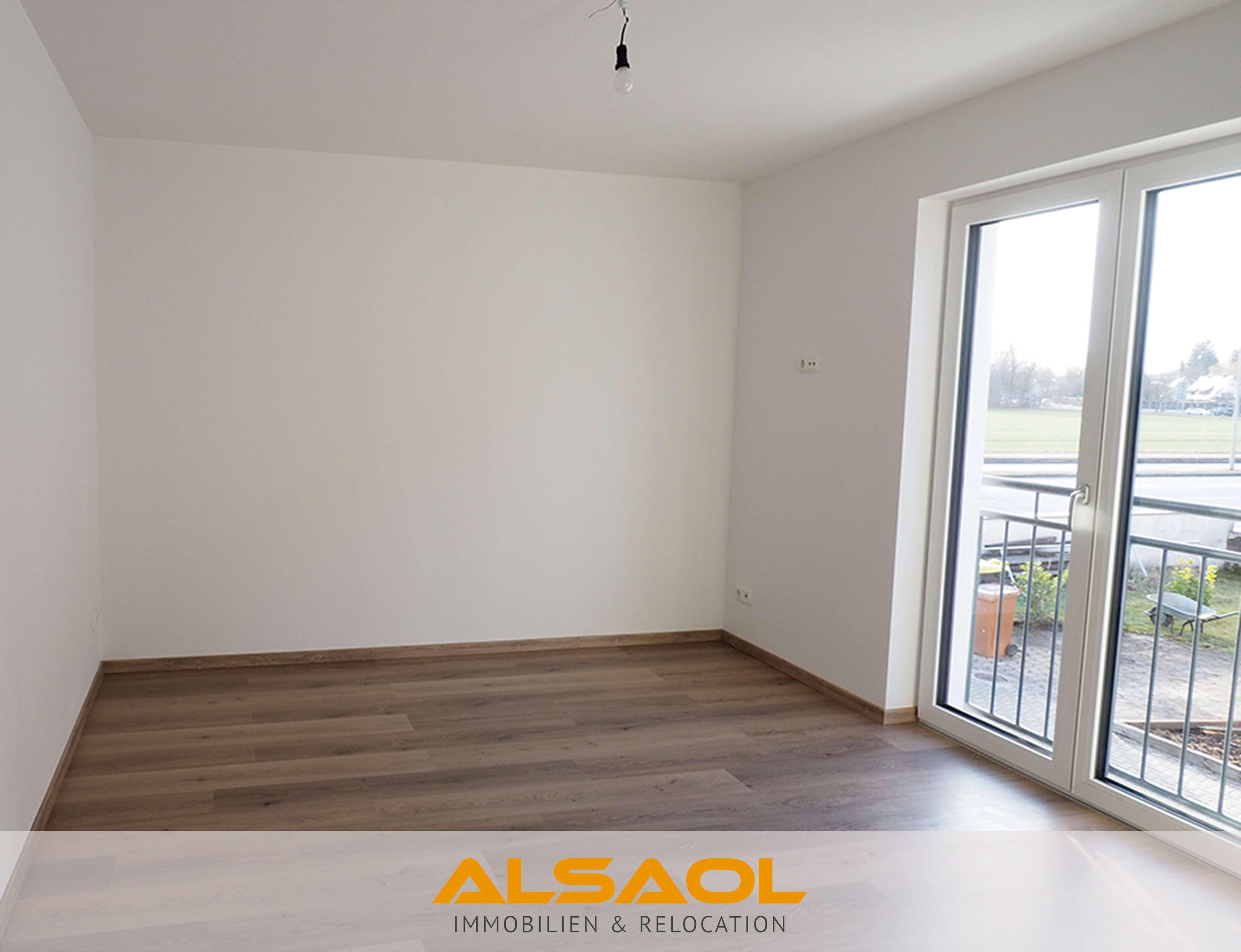 ALSAOL Immobilien: Erstbezug - schönes 1-Zimmer-Apartment mit Einbauküche und Tiefgarage! in Haar (München)