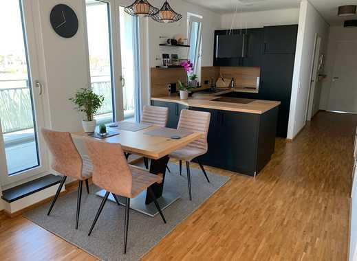 Attraktive und ruhige 2,5-Zimmer-Dachterrassenwohnung in Garching
