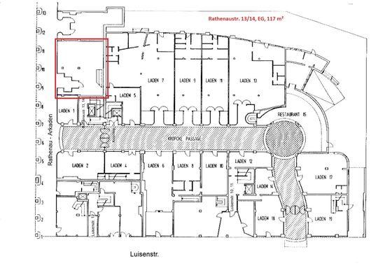 Grundriss 117 m²