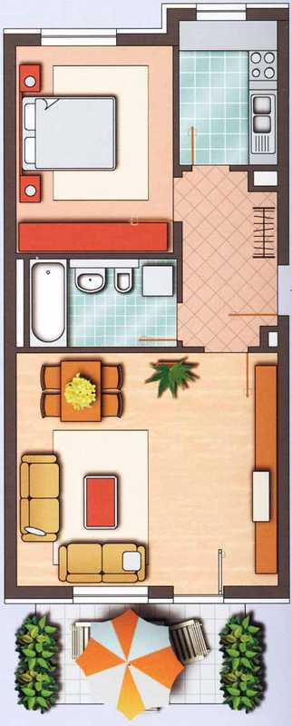 Exklusive 2-Zimmer-Wohnung in Unterhaching in Unterhaching