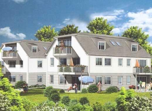 Neuwertige 3-Zimmer-EG-Wohnung am südwestlichen Stadtrand Münchens in Großhadern