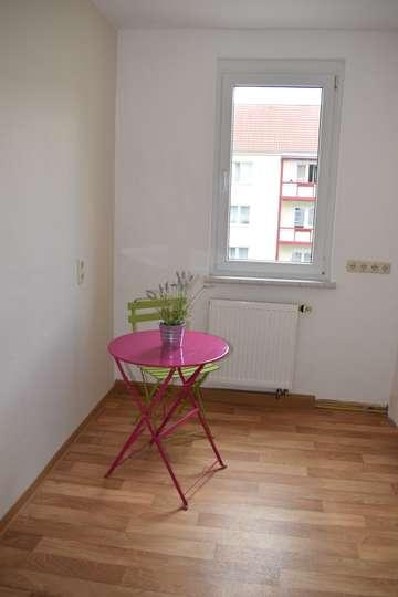 2-Raumwohnung mit Balkon in ruhiger Stadtlage in Rötha