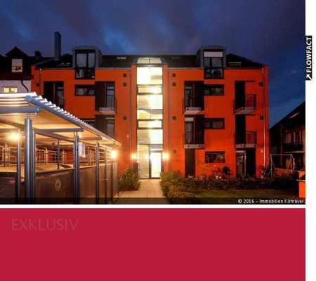 Klein aber fein: Exklusives 1-Zimmer-Appartment in S-Bahnnähe in Unterschleißheim