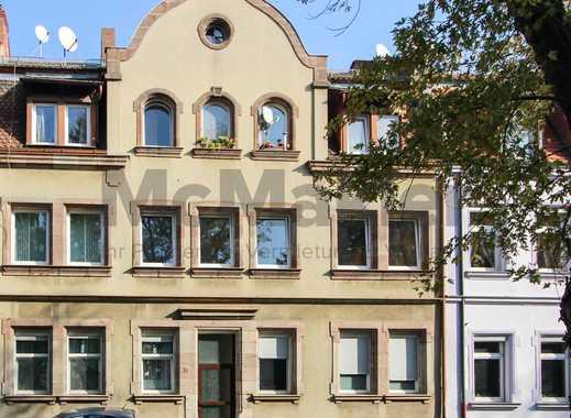 Ideal für Kapitalanleger: Ansehnliches MFH mit 6 Wohneinheiten in Nürnberg