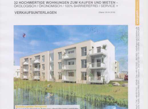 2-Zimmer Eigentumswohnungen am Zenngrund KfW-55-Standard
