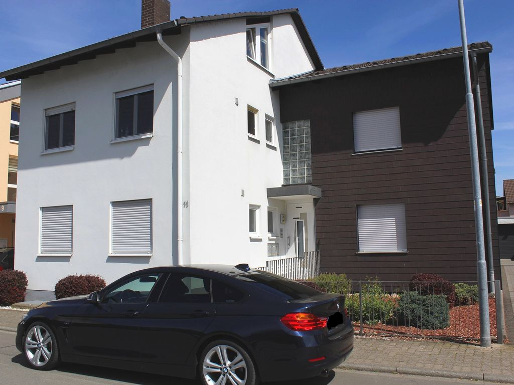 Großzügige 4,5-Zimmer-Wohnung mit Garten in Schriesheim