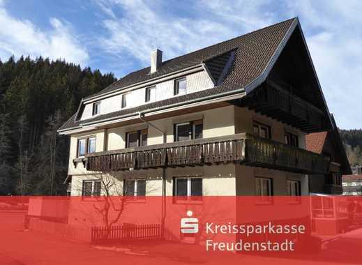 Mehrfamilienhaus mit 4 Wohneinheiten in naturverbundener Lage in Schönmünzach