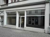 Bild Ladenlokal mitten in der Zeitzer City frei!