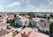 Wohnfreundliche 2-Zi-Wohnung mit Loggia im