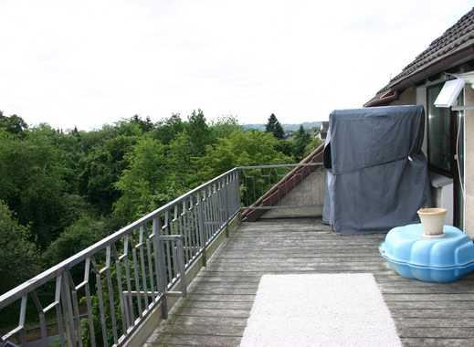 Großzügige Mietwohnung mit Dachterrasse und Balkon