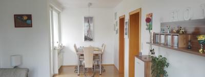Helle Wohnung in Wesernähe