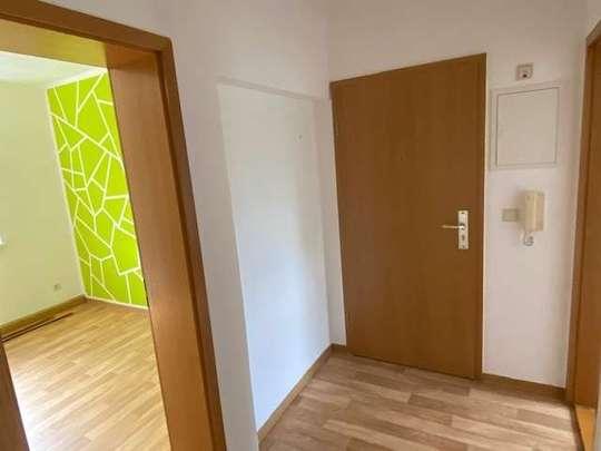 Kleine und gemütliche Wohnung demnächst frei!
