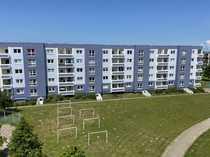 sonnige 4-Raum Wohnung sucht freundliche