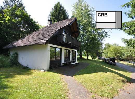 Nationalpark Edersee-Kellerwald,  Frankenau gepflegtes Ferienhaus in ruhiger Lage