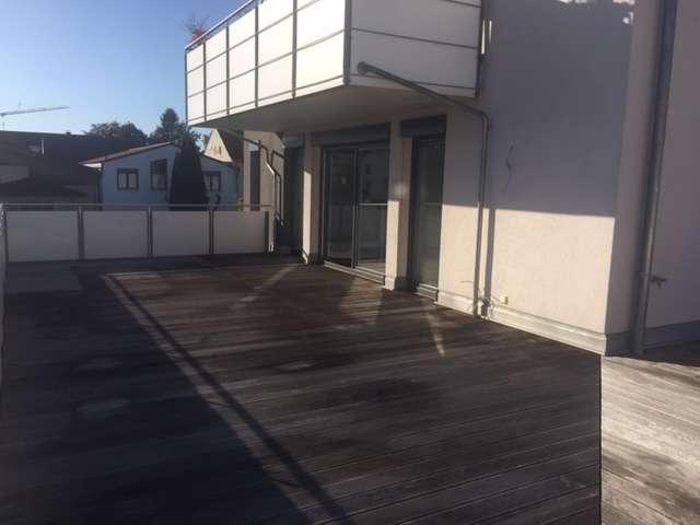 Exklusive 4-Zimmer Wohnung mit 90m² Dachterrasse in Pfaffenhofen an der Ilm