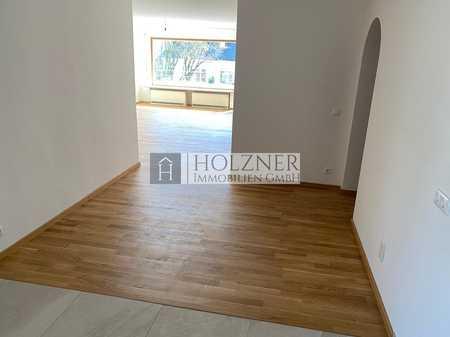 Paare und Singles willkommen! Frisch renovierte 2 Zimmer Wohnung. in West (Landshut)