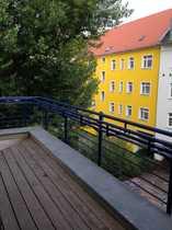 Bild Schöneweide! helles Gartenhaus 2 Zimmerwohnung Riesiges Balkon - modernes Bad - ca. 73m² - 800€ kalt
