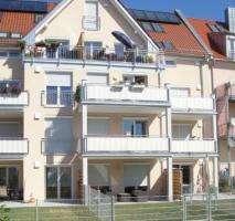 Helle 2 ZKB Maisonette mit Garten und Balkon in Pfersee (Augsburg)