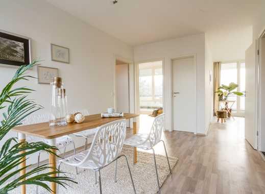 TOP Wohnung in grüner Lage ! Schöner Start in den Frühling in frisch sanierten Räumen