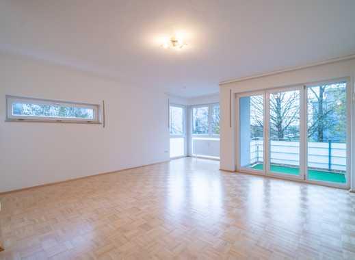 Erstbezug nach Sanierung: exklusive 4-Zimmer-Wohnung mit EBK und Balkon in Neufahrn bei Freising