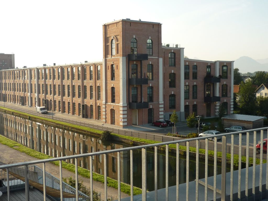 Alte Spinnerei Kolbermoor lofthaus alte spinnerei kolbermoor rosenheim kreis kolbermoor