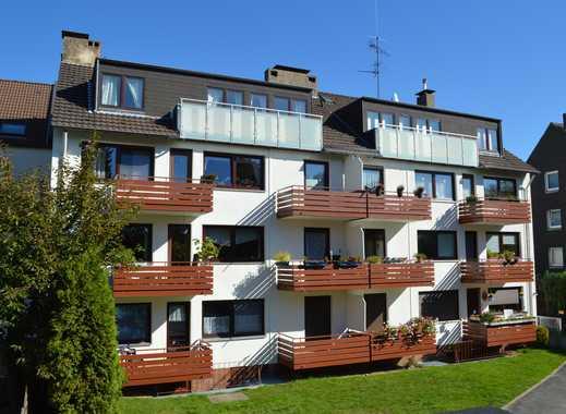 Gemütliche 2-Zimmer Wohnung mit Gartenbalkon zu vermieten !