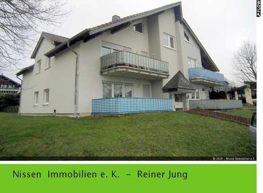 VERMIETET - Moderne 3-Zimmer-Wohnung mit EBK, Balkon und Garage in Schwall bei Emmelshausen!