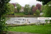IMMOBERLIN Wassergrundstück Wannsee - Großzügige Wohnung