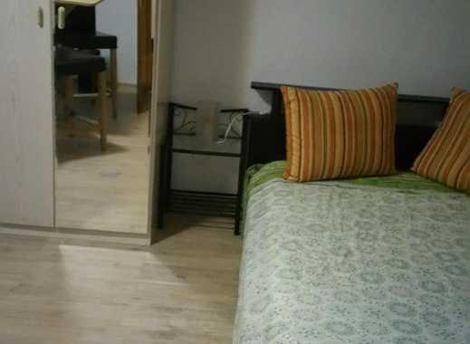 Zimmer möbliert und preiswert