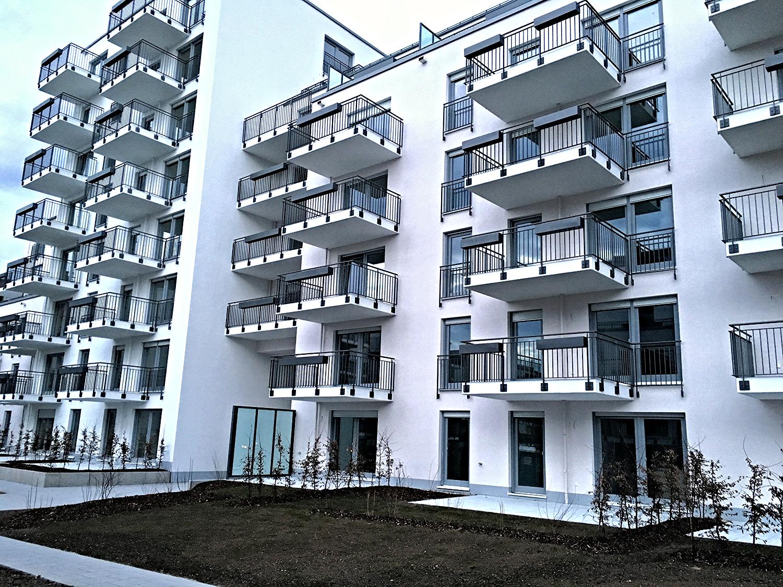 barrierefreie moderne 3 Zi.- Wohnung in Sendling in Obersendling (München)