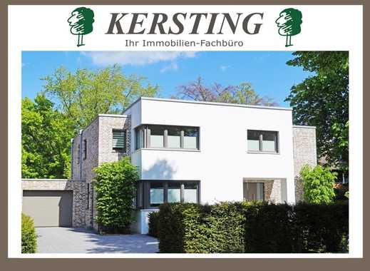 Krefeld-Bockum am Musikerviertel! Eindrucksvolle Neubau-Villa in Bestlage mit viel Liebe zum Detail!