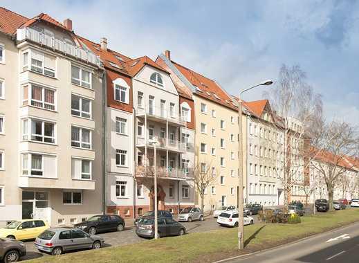 Frisch renovierte 3-Zimmer-Wohnung mit Balkon in Mölkau // ab sofort!