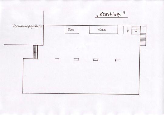 Grundriss Gebäude