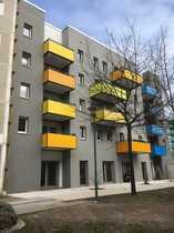Maisonette-Atelier Wohnen Arbeiten in einer