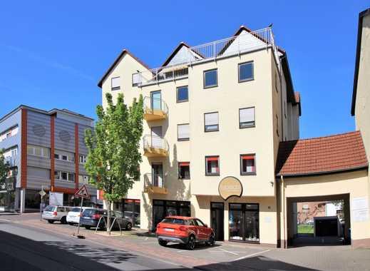 ZENTRALE PENTHOUSE-WOHNUNG IN GELNHAUSEN! 162 m², 5 Zimmer, 2 Bäder, Aufzug, Terrasse & Garage