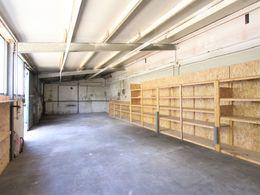 Lager inkl. Bürocontainer
