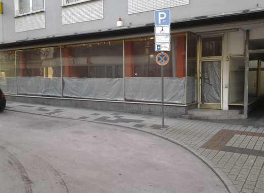 Große Verkaufsfläche im Erdgeschoß, zentrumsnahe zur Elberfelder Innenstadt
