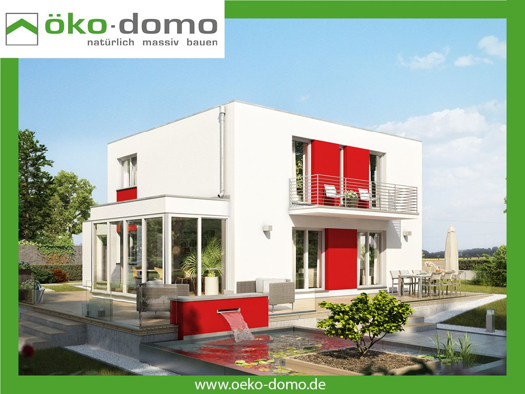 ökodomo-Kubushaus KBH 116