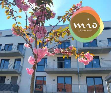 MIO Haus C: Moderne 2-Zimmer Wohnungen mit Balkon oder Terrasse in Stadtmitte (Aschaffenburg)