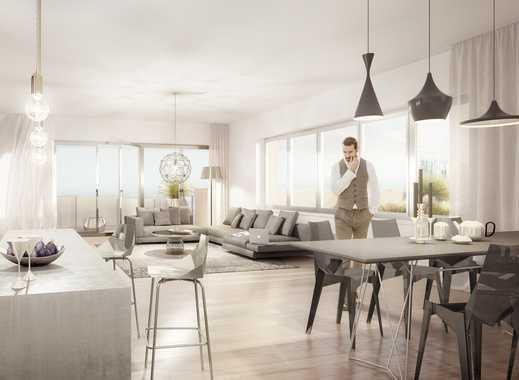 Genießen Sie die vielen Annehmlichkeiten in Ihrer neuen 3-Zimmer-Wohnung mit ca. 8 m² Balkon!