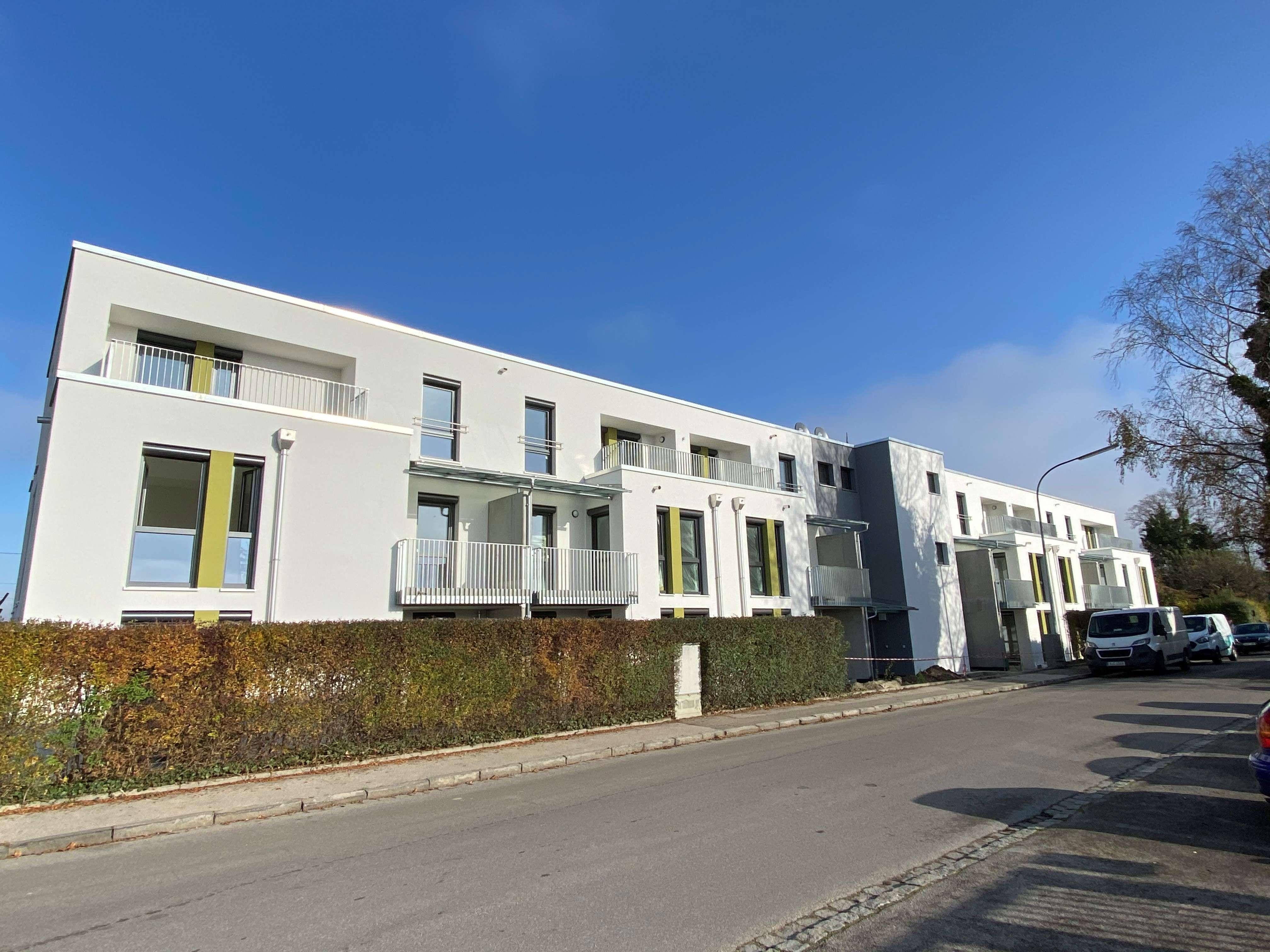 Neubau, 2-Zimmer Wohnung im geförderten Wohnungsbau, WBS erforderlich in