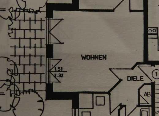 Helle 2 Zimmer Wohnung mit Terrasse in Hamburg Schnelsen