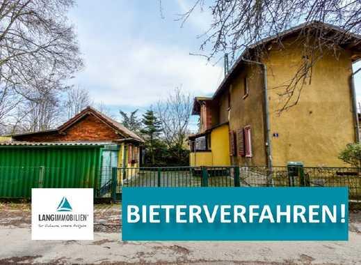 ++ Ehemaliges Bahnwärterhaus:  Ihr Traum vom Selbermachen! ++Gebotsschluss 21.03.19 um 10 Uhr ++