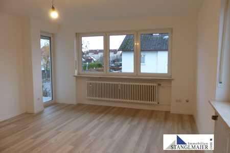 ZU VERMIETEN!!! Lichtdurchflutete, renovierte 4-Zimmer-Wohnung mit Süd-Balkon in Neufahrn bei Freising