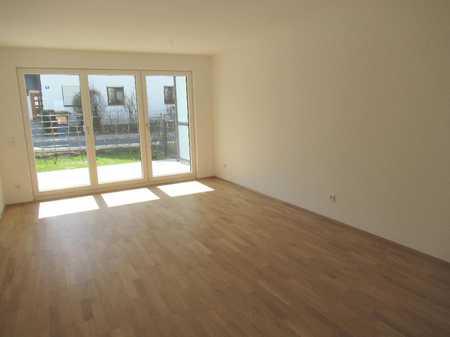 Ch.Schülke Immobilien, Toplage-Erstbezug ! Schicke 3-Zimmer-EG-Wohnung in Moosburg an der Isar