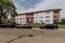 Schleswig Unrenovierte 3-Zimmer-Wohnung zu verkaufen