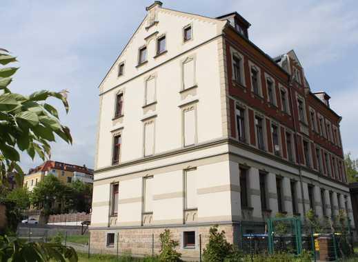 Helle 2 Raum EG-Wohnung, 50m², Laminat, Balkon, halb offene Küche