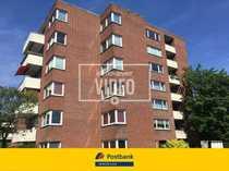 Gepflegte 3 Zimmerwohnung mit Balkon -